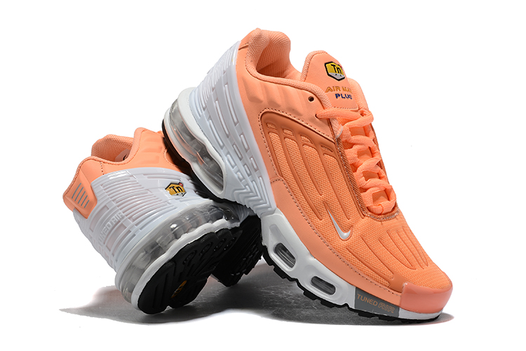 Nike Air Max TN Plus Orange White For Women