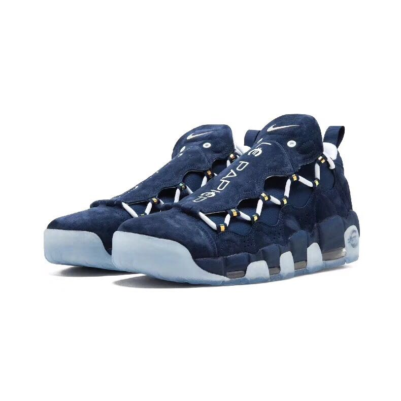 Nike Air More Money EU Royal Blue Shoes