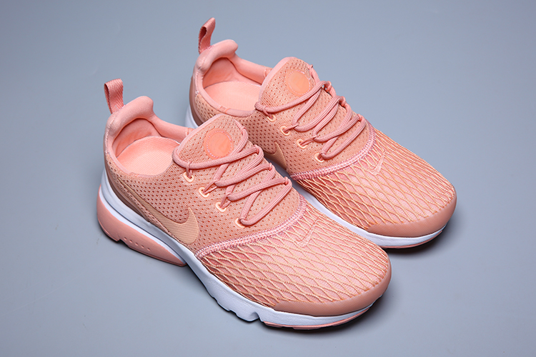 Nike Air Presto Fly V5 Pink White Shoes For Women