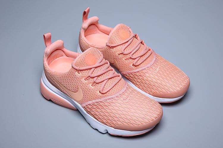 90b67c4e1b70 Nike Air Presto Fly V5 Pink White Shoes For Women  18kobe5501 ...