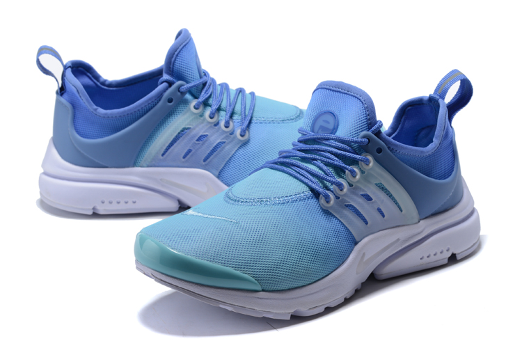 Nike Air Presto Jade Blue Running Shoes For Women