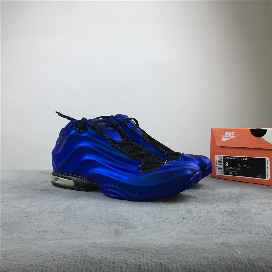 Nike Air Signature Player OG Blue Black Shoes