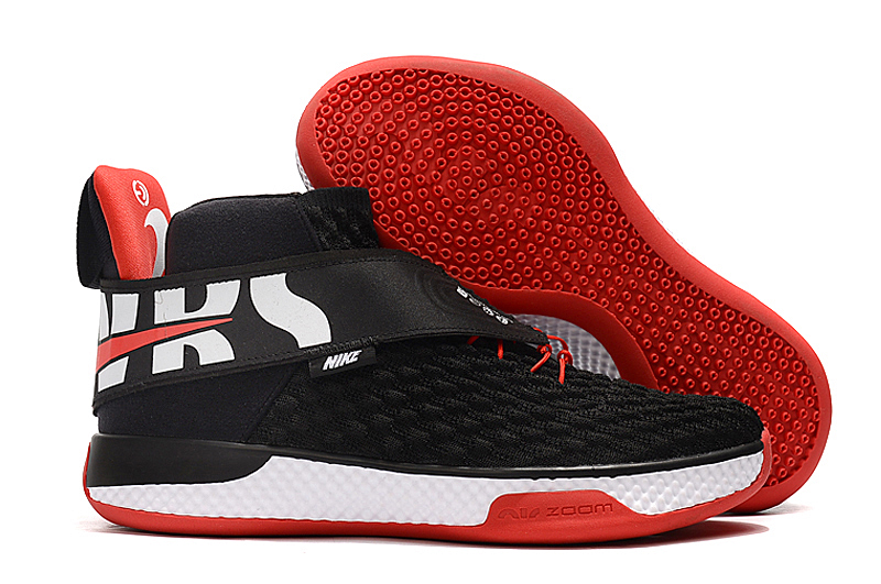 Nike Air Zoom UNVRS Black White Red Shoes