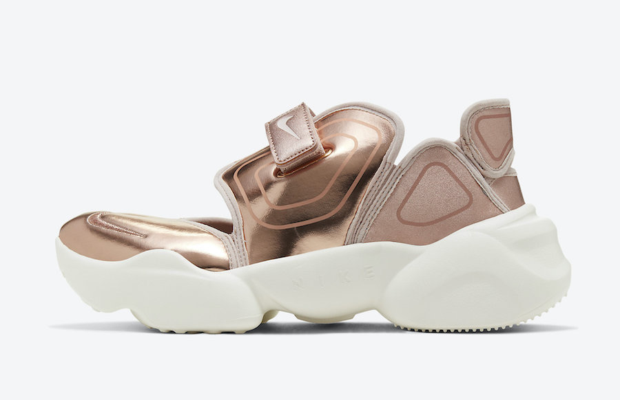 Nike Aqua Rift Bronze Shoes
