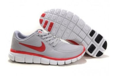 Nike Free 5.0 V4 Womens Running Shoes Grey