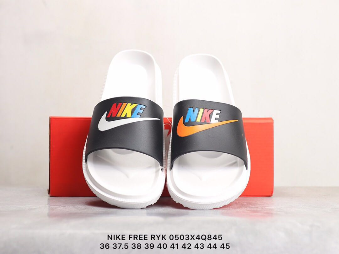 Nike Free RYK Hydro White Black Colorful