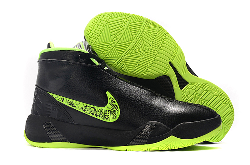 Nike Heritage 2019 N7 Black Green Shoes