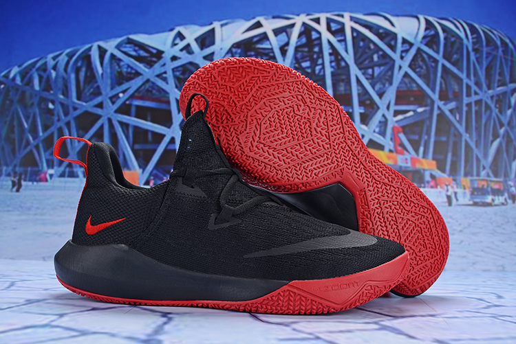 Nike Hyperdunk 2017 Low TB Black Red Shoes