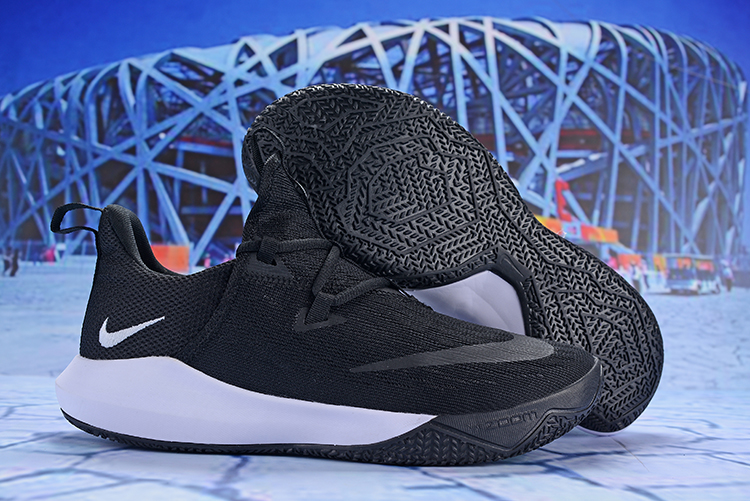 Nike Hyperdunk 2017 Low TB Black White Shoes