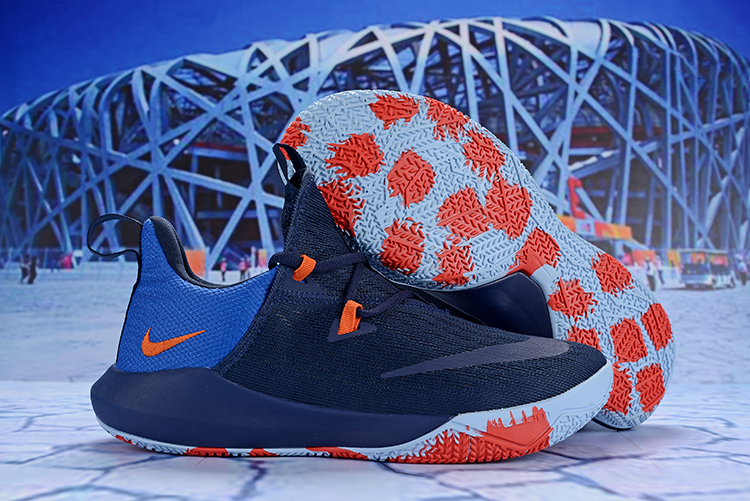 Nike Hyperdunk 2017 Low TB Blue Orange Shoes