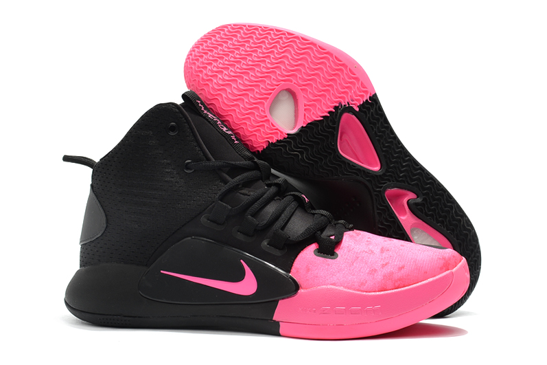 Nike Hyperdunk X EP Black Pink Shoes