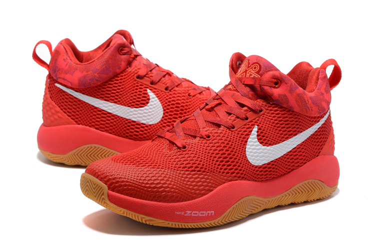 Nike Hyperrev 2017 Red Shoes