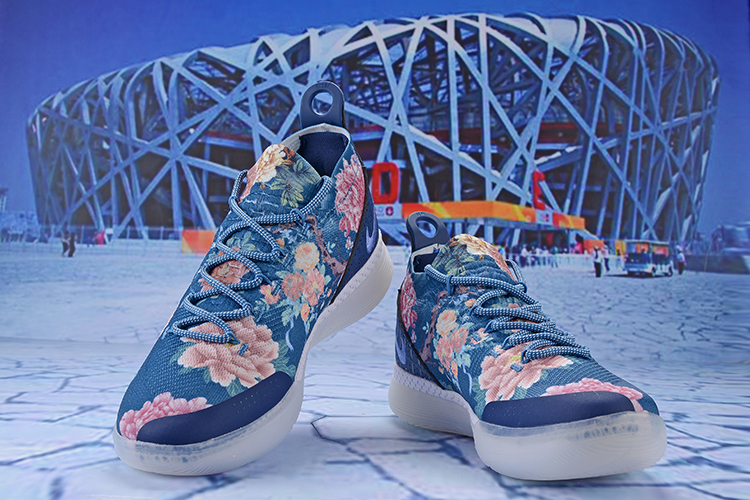 Nike KD 11 Rose Blue Shoes