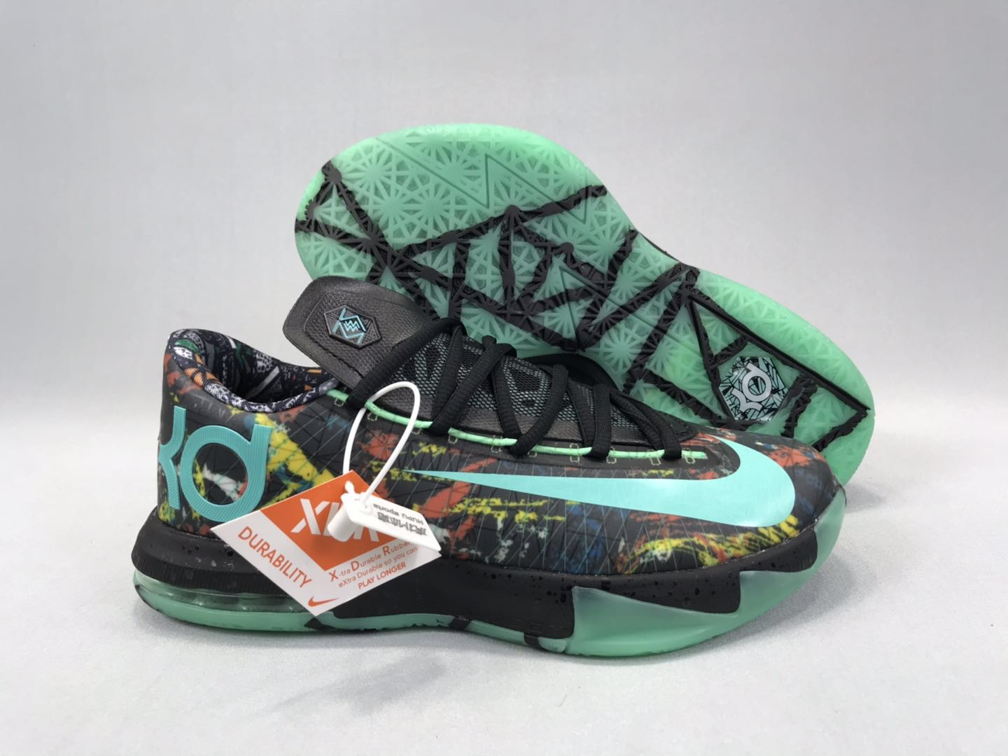 Nike KD 6 All Star Shoes