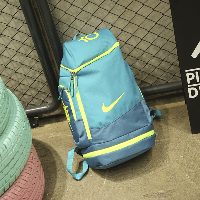 Nike KD Backpack Baby Blue Yellow