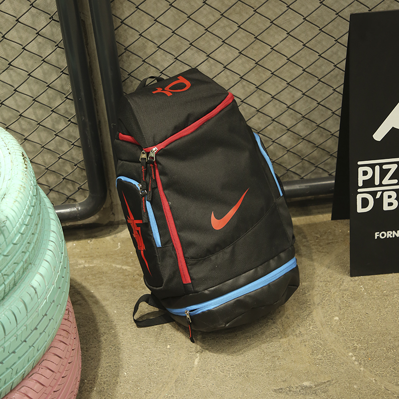Nike KD Backpack Black Red Blue