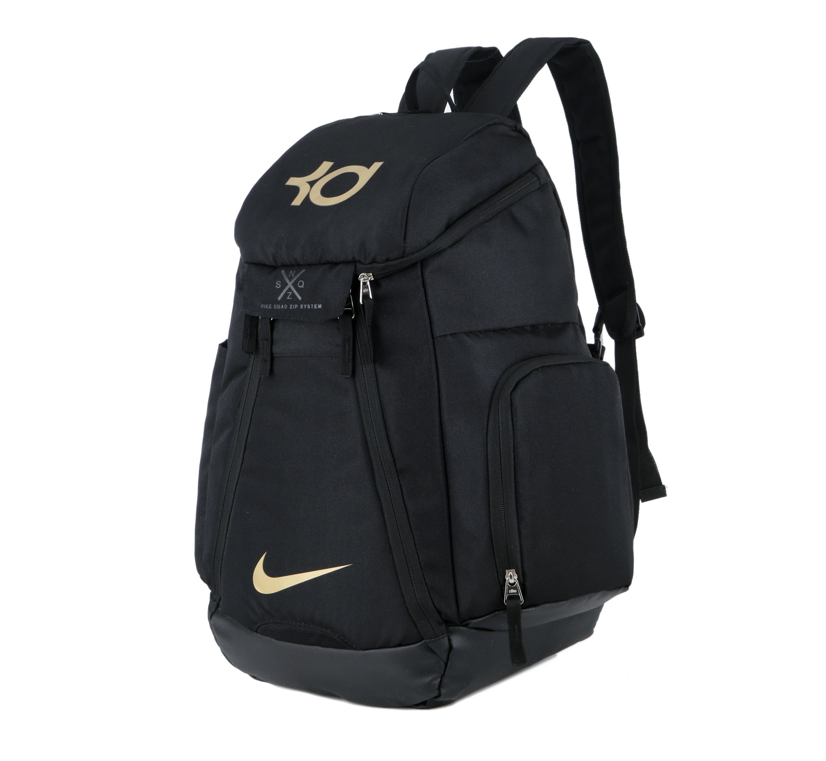 Nike KD Olympic Backpack Black Gold