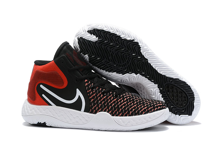 Nike KD Trey 5 VII Black Red White Shoes