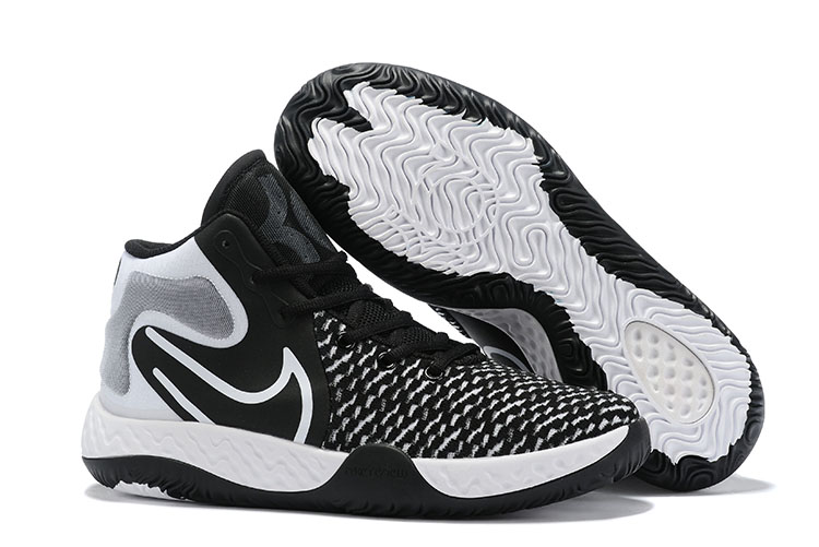 Nike KD Trey 5 VII Black White Shoes