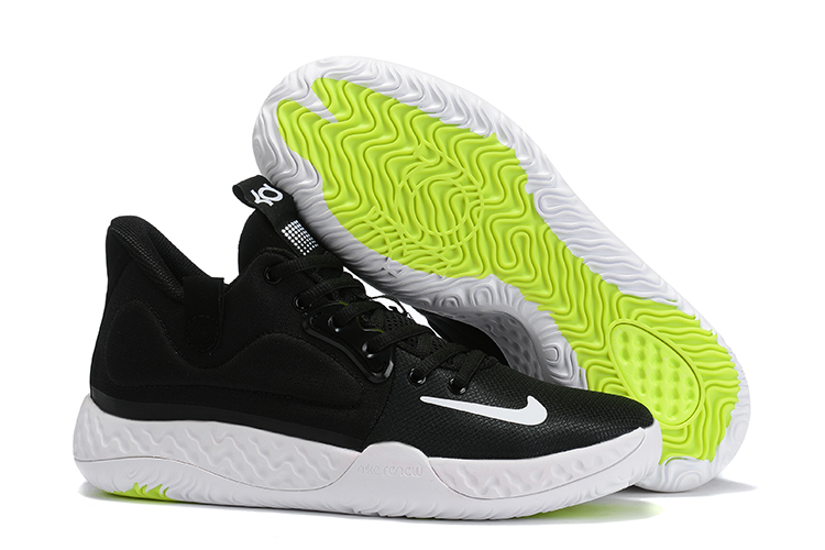 Nike KD Trey 8 Black White Green Shoes
