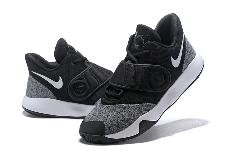 Nike KD Trey VI Black Grey White Shoes