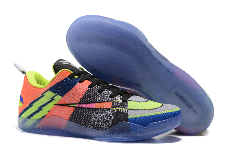 Nike Kobe 11 Flyknit Colorful Shoes
