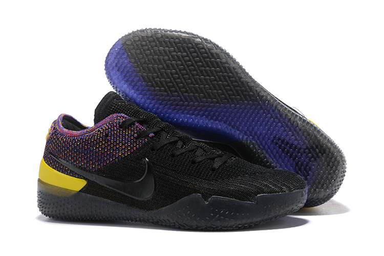 Nike Kobe A.D 360 Black Rianbow Shoes