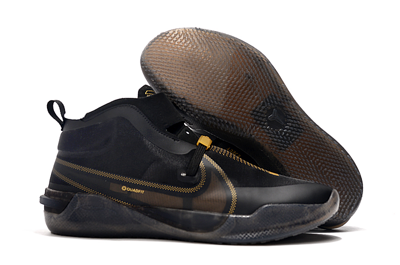 Nike Kobe AD NXT Black Gold Shoes