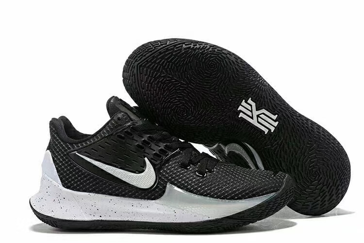 Nike Kyrie 2 Low Black White Shoes