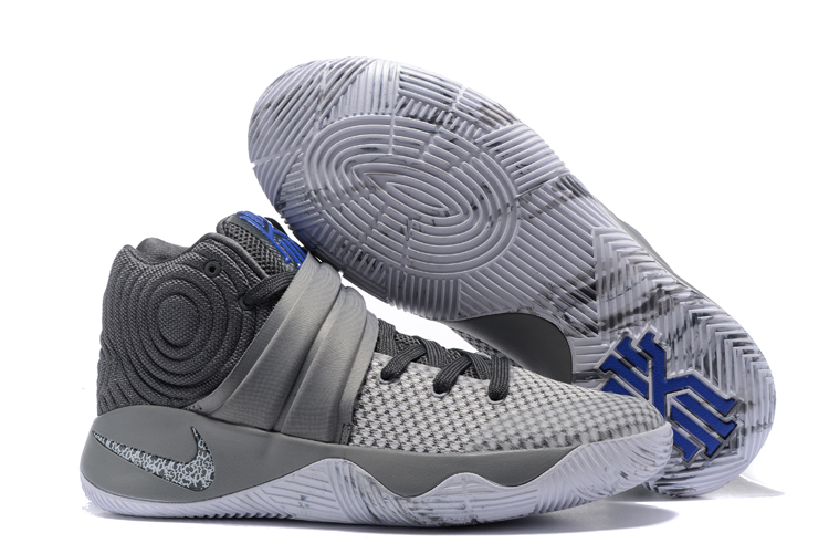 Nike Kyrie 2 Wolf Grey Shoes