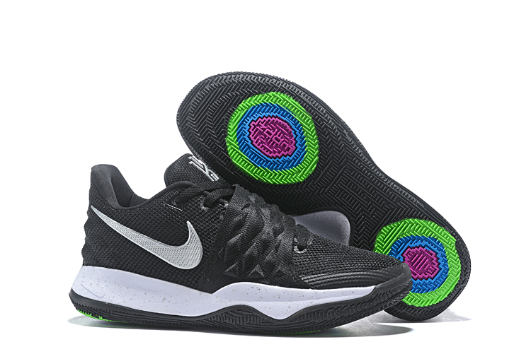 Nike Kyrie 4 Low Black White Shoes