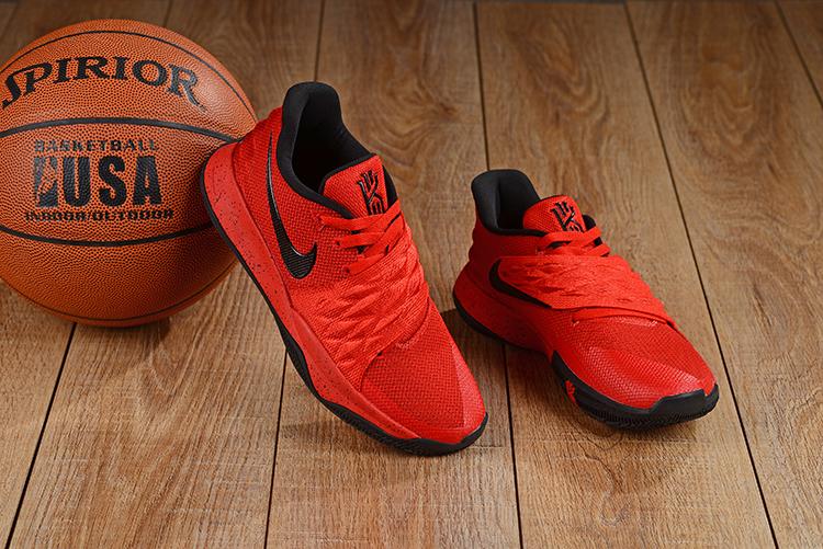online store c3119 0dcaa Nike Kyrie 4 Low Red Black [18kobe111702] - $78.00 ...