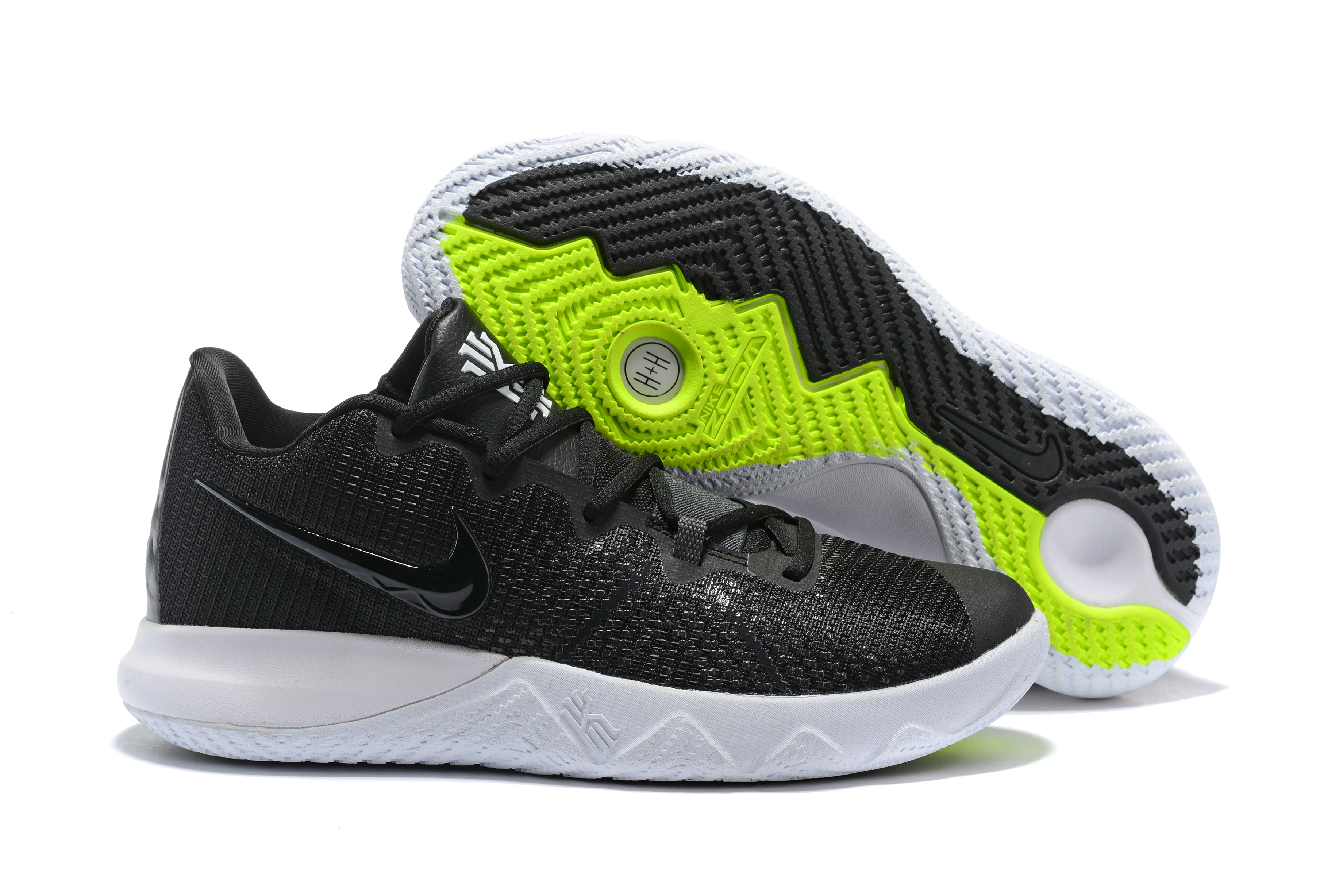 Nike Kyrie Flytrap Black White Shoes