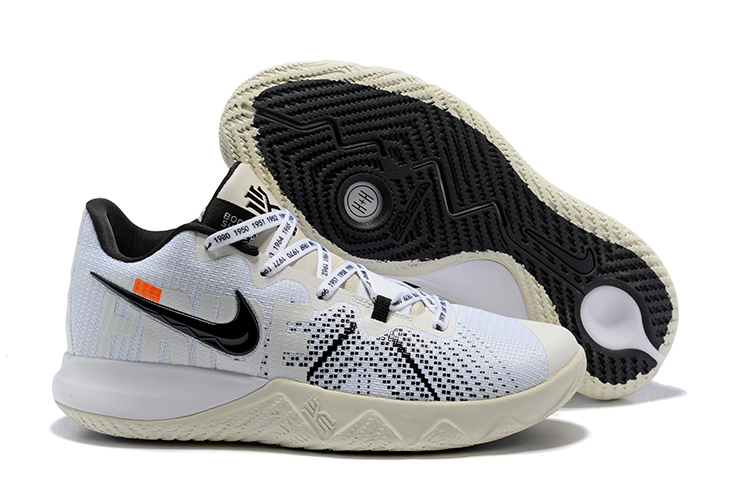 Nike Kyrie Flytrap White Black Shoes