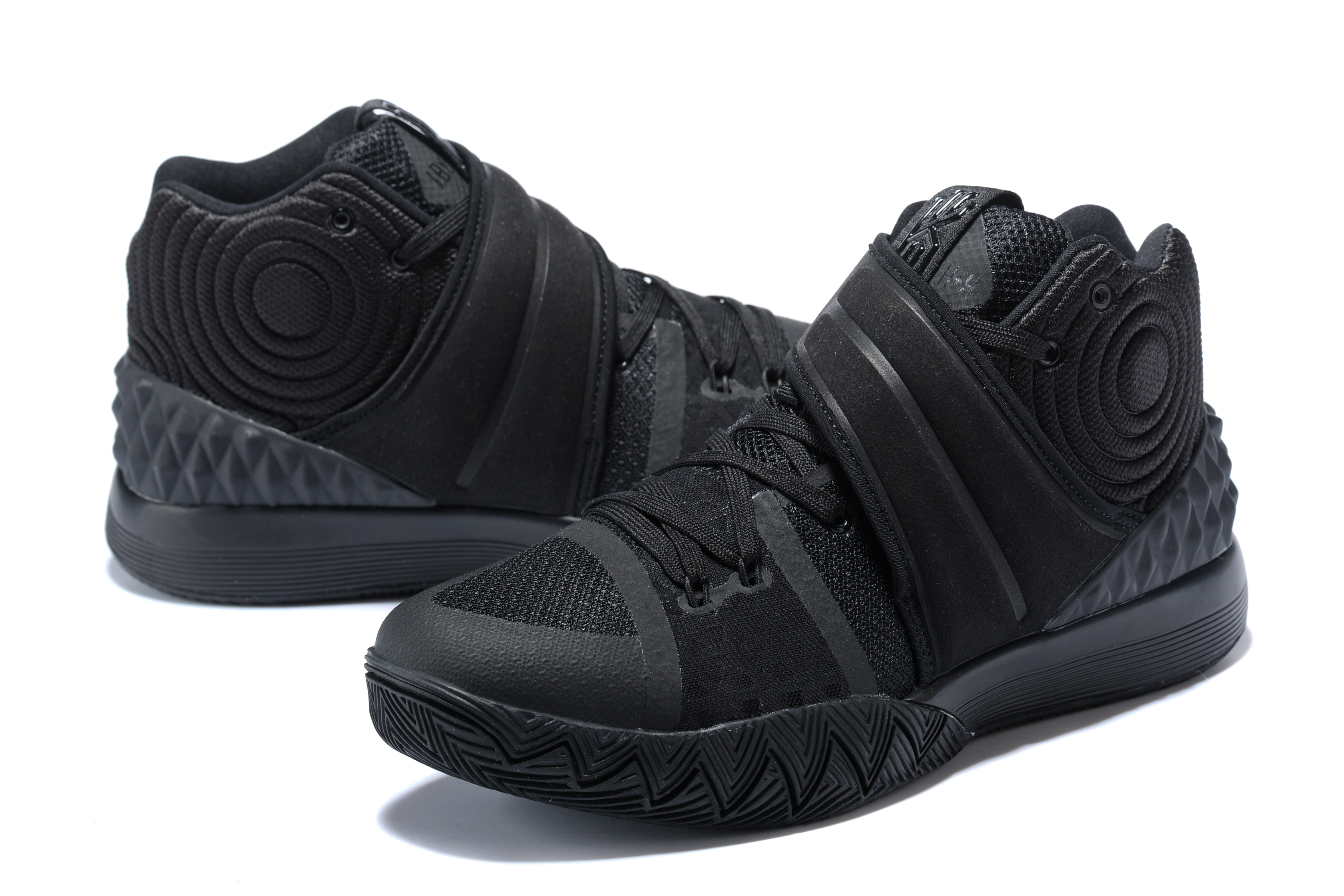 Nike Kyrie S1HYBRID All Black Shoes