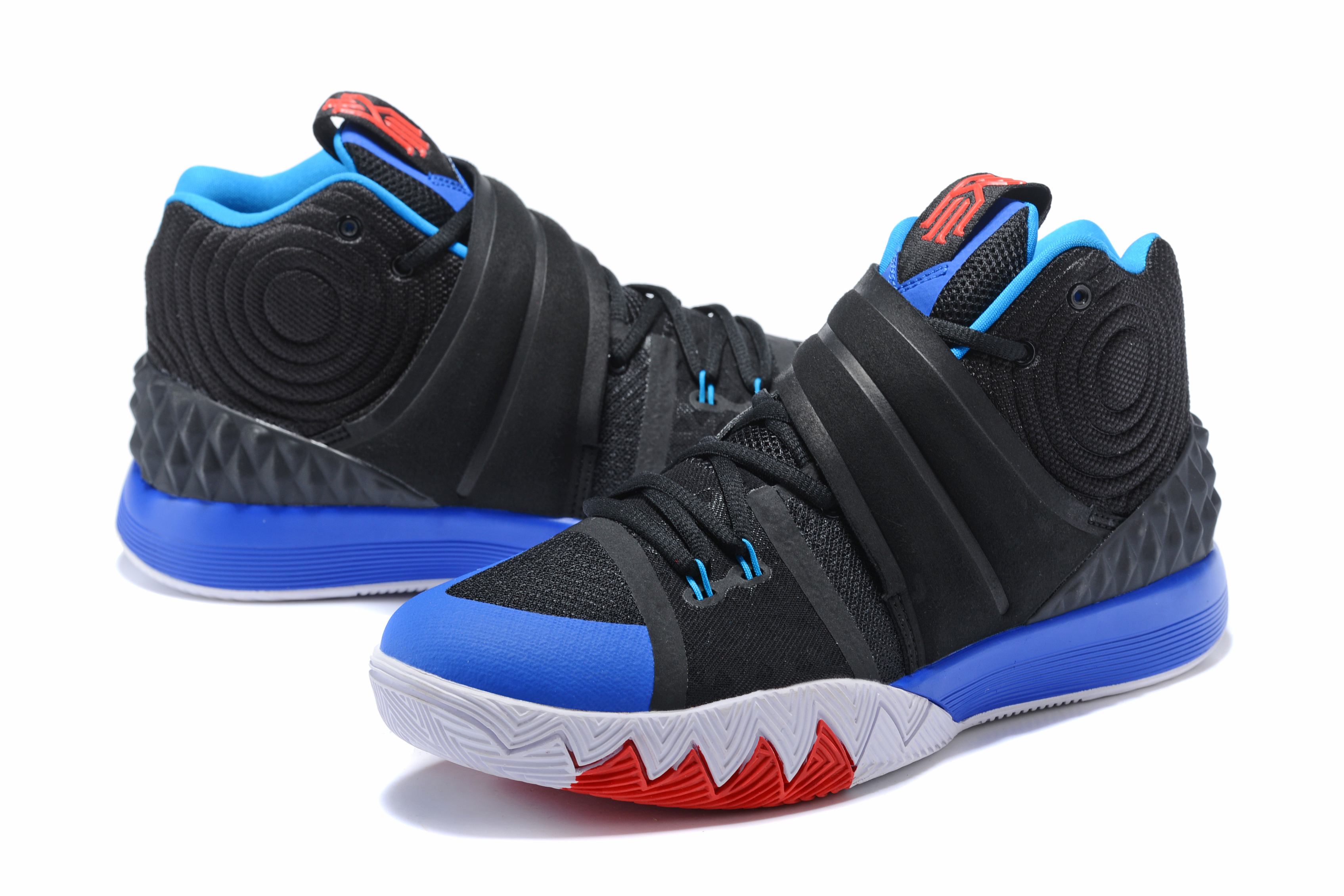 Nike Kyrie S1HYBRID Black Blue Shoes