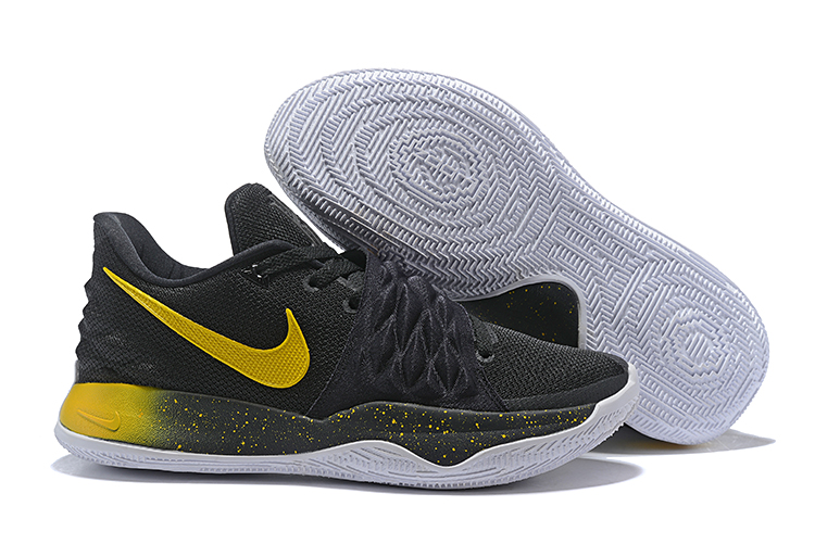 Nike Kyrie S1HYBRID Low Black Yellow Shoes