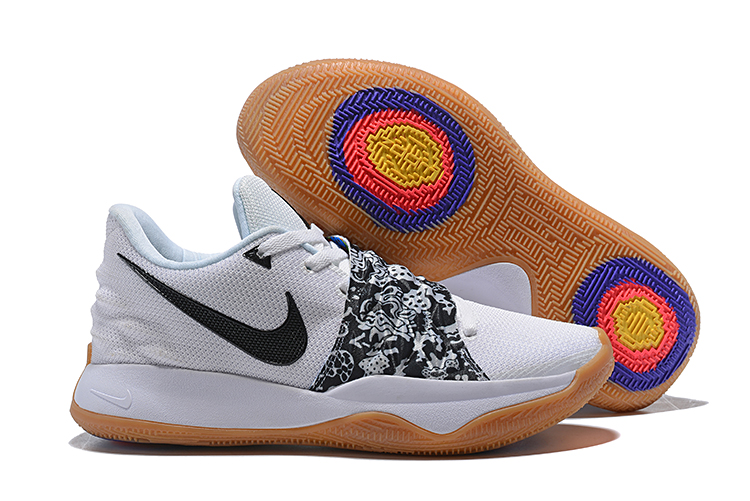 Nike Kyrie S1HYBRID Low White Black Gume Sole Shoes