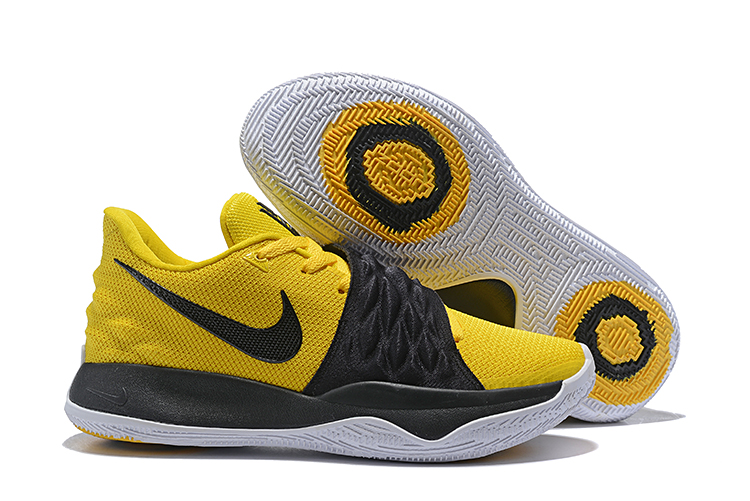 Nike Kyrie S1HYBRID Low Yellow Black Shoes