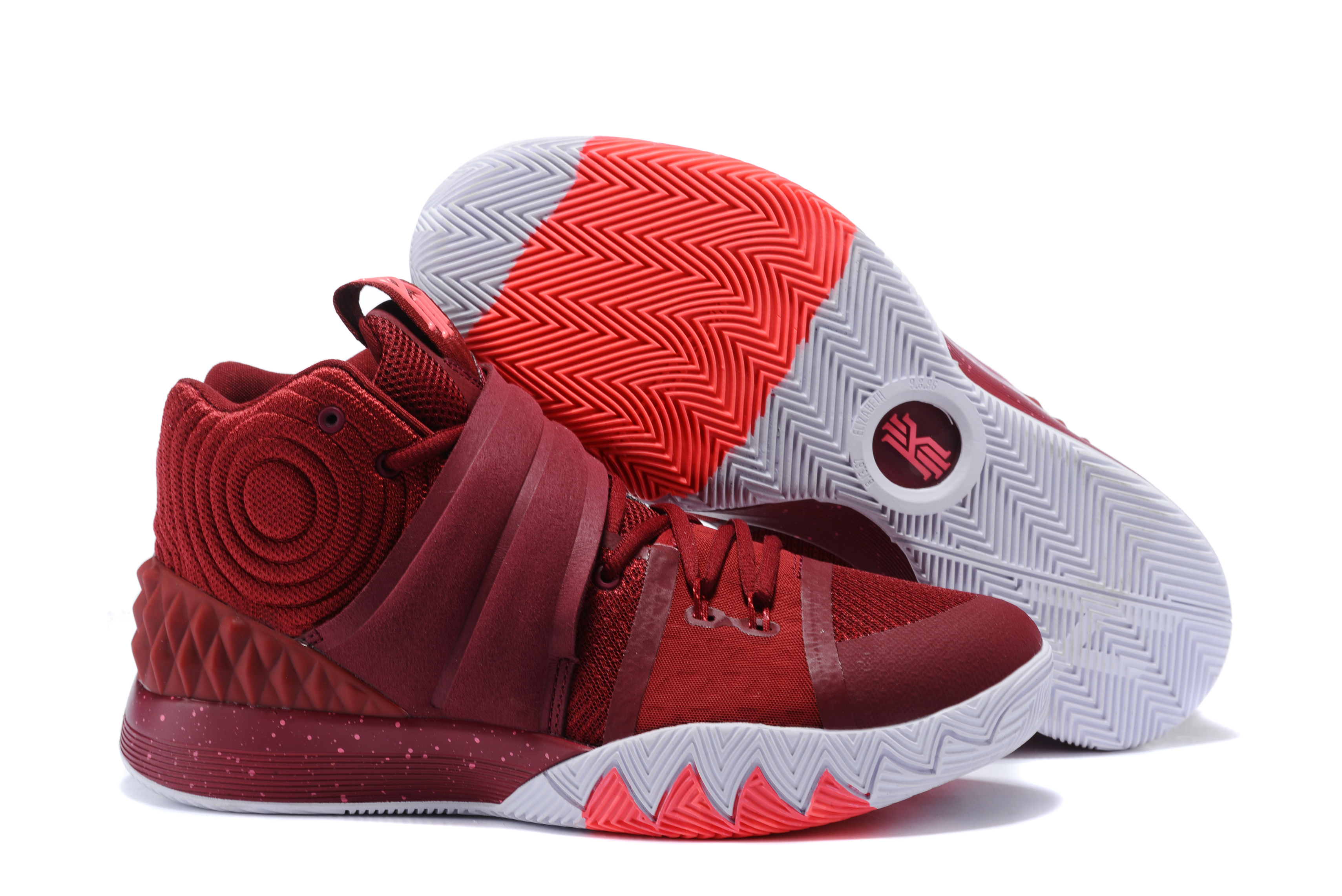 Nike Kyrie S1HYBRID Wine Red Shoes