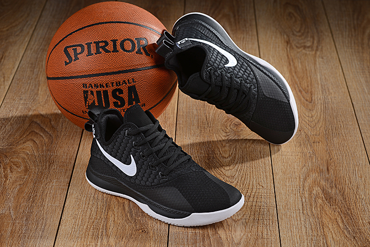 Nike LeBron Witness III Black White Shoes