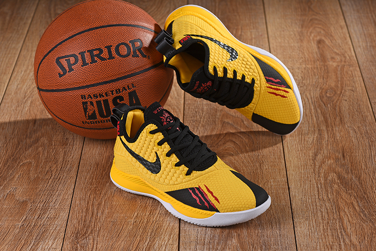 Nike LeBron Witness III Bruce Lee Shoes