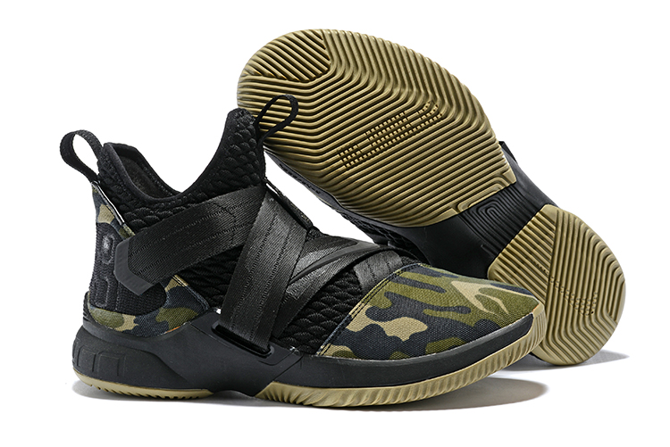 reputable site 02c1d 17649 Nike LeBron Soldier 12 Shoes