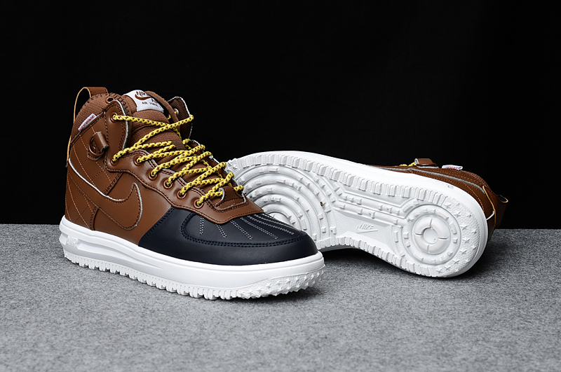 Nike Lunar Air Force 1 Platypus Brown Black