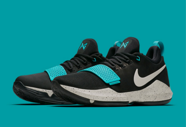 Nike PG 1 Light Aqua Shoes