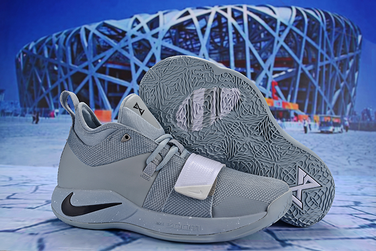 Nike PG 2.5 Grey Silver Shoes