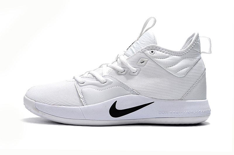 Nike PG 3 Pure White Shoes