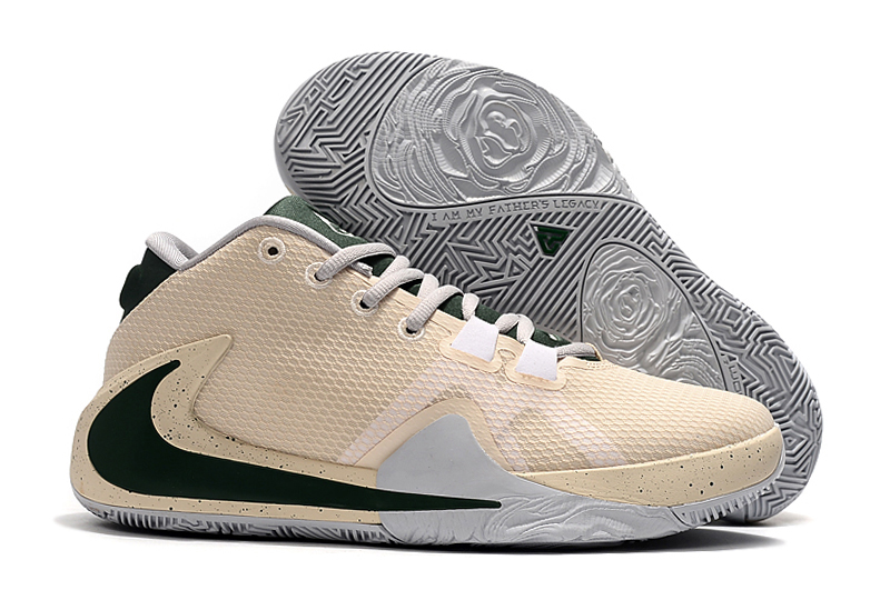 Nike Zoom Freak 1 Beign Green Shoes