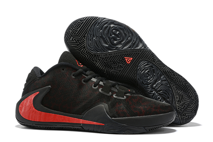 Nike Zoom Freak 1 Black Red