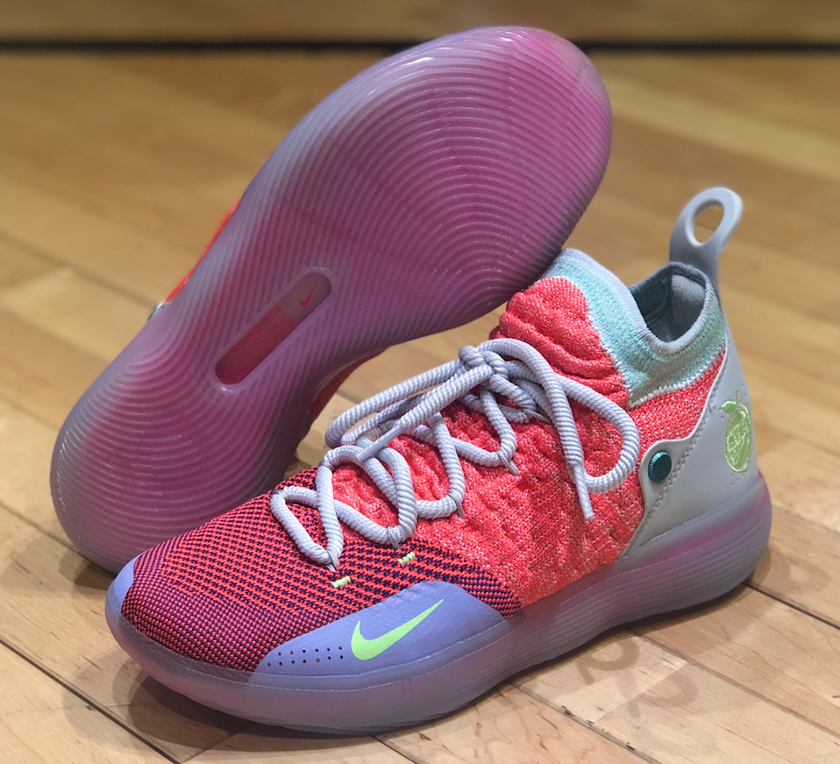 Nike Zoom KD 11 EP Breast Cancer Pink Shoes